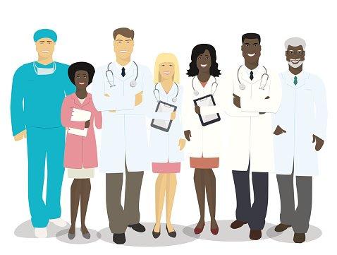 contabilidade para profissionais da área da saúde.